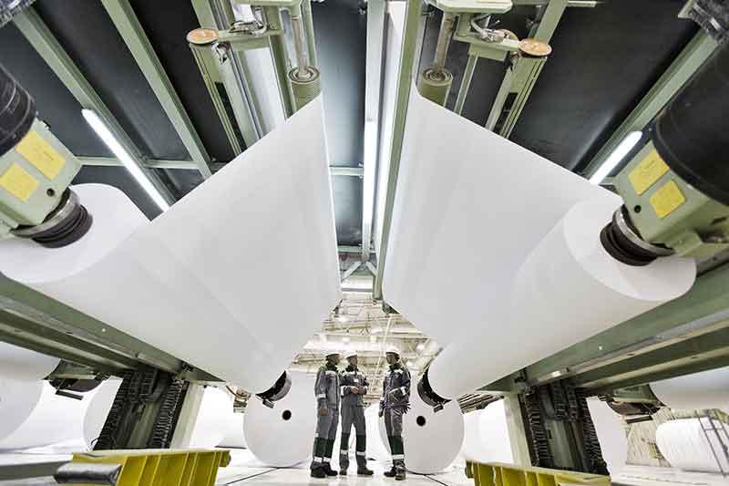 fourdrinier-machine-machine-for-paper-manufacturing-process