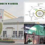 vacuum drum washer pulp washer
